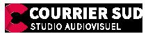 Courrier Sud Productions Studio d'enregistrement et audiovisuel en Belgique